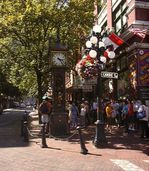Gastown Vancouver: Gastown Vancouver, BC, Canada