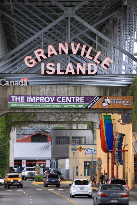 Granville Island Vancouver Bc Ca