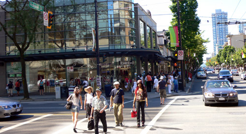 Fine Dining Restaurants Downtown Vancouver